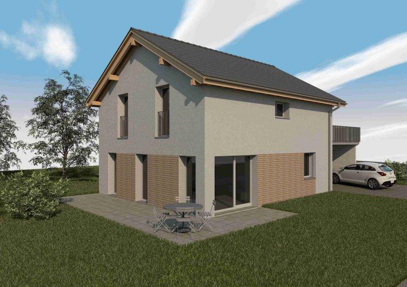 Juillet 2020 Nouvelle Construction D Une Maison Familiale A Oberlangenegg Keseya Swiss Gmbh